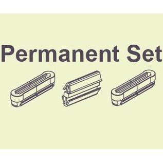 OVVO OVVO permanente verbinder model 1240 - doos 300 stuks