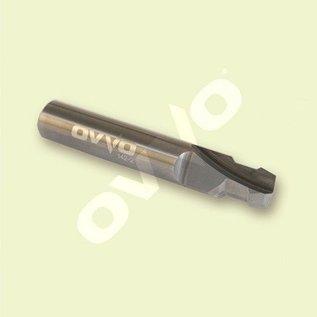 OVVO 1240 CNC/Nesting Freesgereedschap hardmetaal (HM), schacht 12 mm