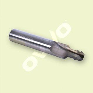OVVO V-1230 Outil manuel en carbure solide (CS), queue 8 mm