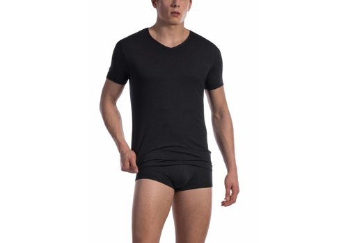Olaf Benz RED 1601 V-Neck (Reg) Black