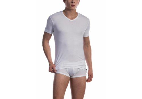 Olaf Benz RED 1601 V-Neck (Reg) White
