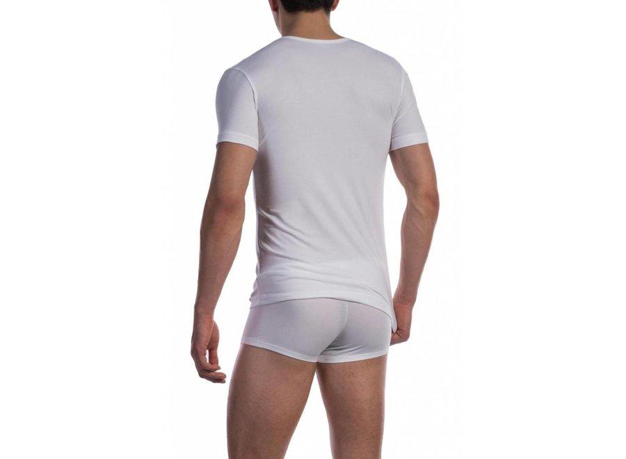 RED 1601 T-Shirt White