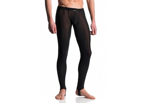 MANSTORE M101 Strapped Leggings Black