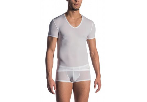 Olaf Benz RED 0965 V-Neck (Low) White