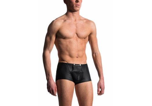 MANSTORE M104 Popper Pants Black