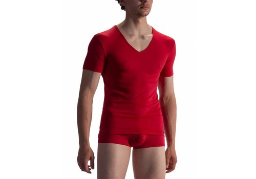 Olaf Benz RED 1864 V-Neck (Low) Red