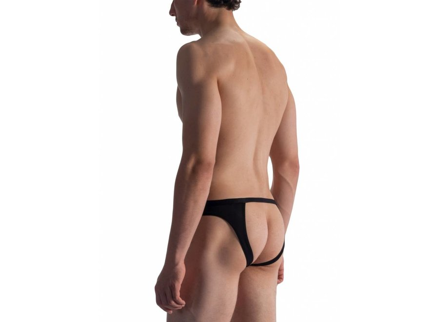 RED 1864 Jockbrief Black