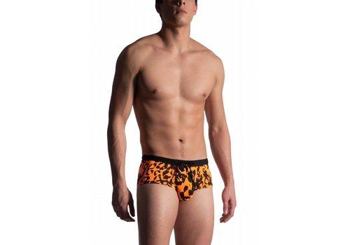 MANSTORE M910 Beach Hot Pants Poppy