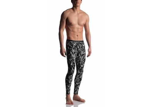 MANSTORE M905 Tight Leggings Mosaic