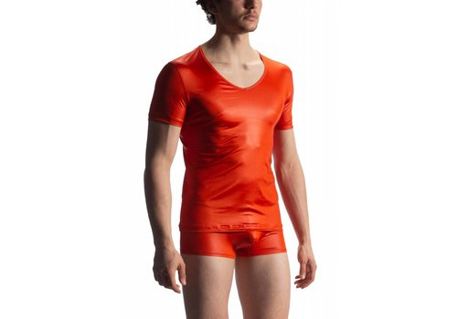 Olaf Benz RED 1804 V-Neck (Low) Copper