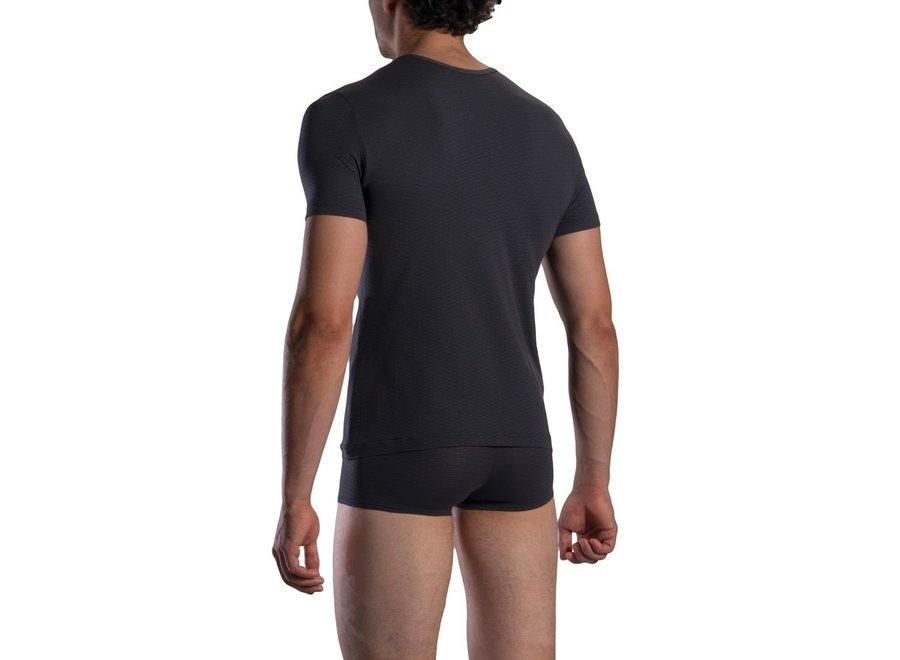RED 1869 T-Shirt Black