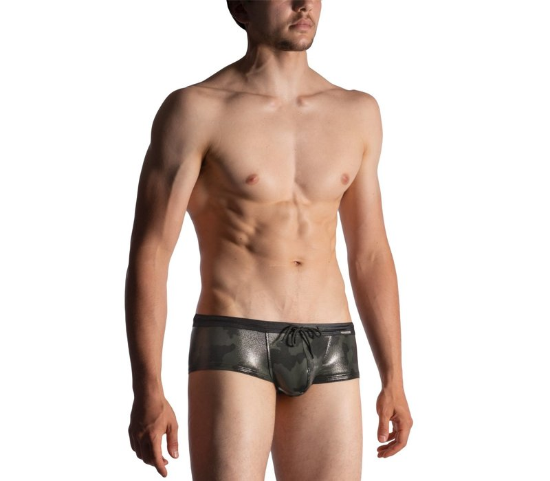 MANSTORE M961 Beach Hot Pants Camou
