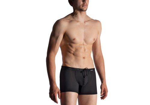 MANSTORE M960 Beach Hip Boxer Black
