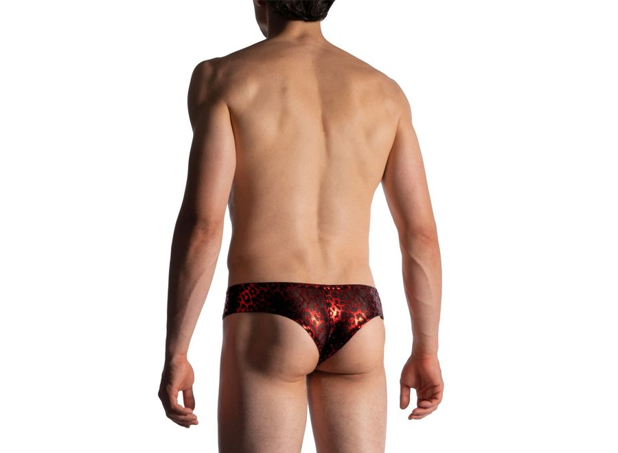 M958 Cheeky Brief Red