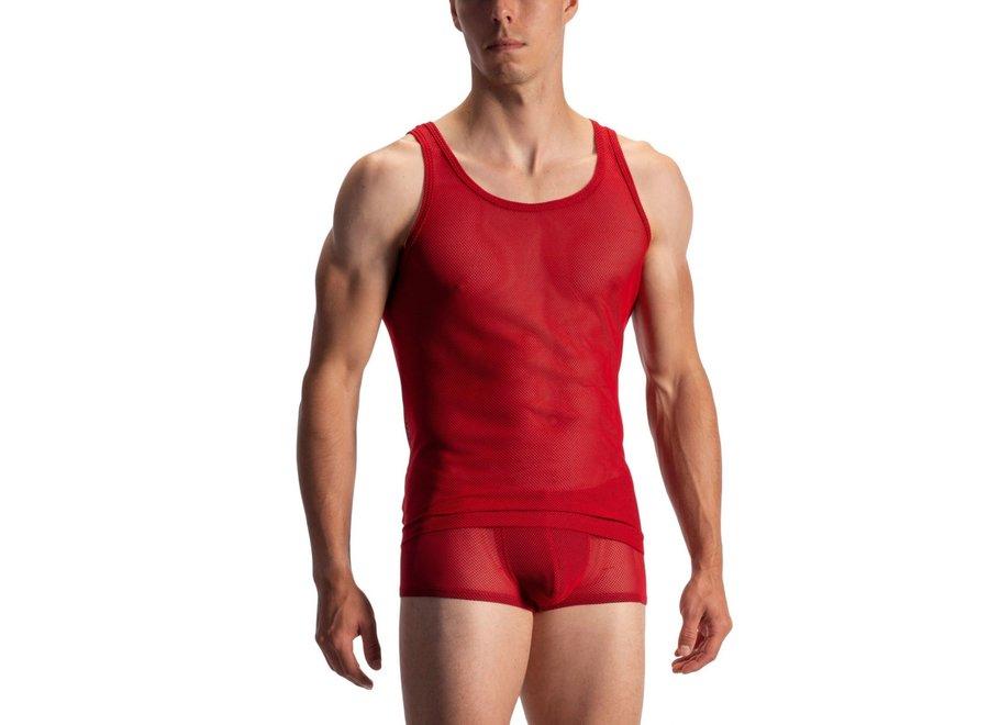 RED 1964 Sportshirt Red
