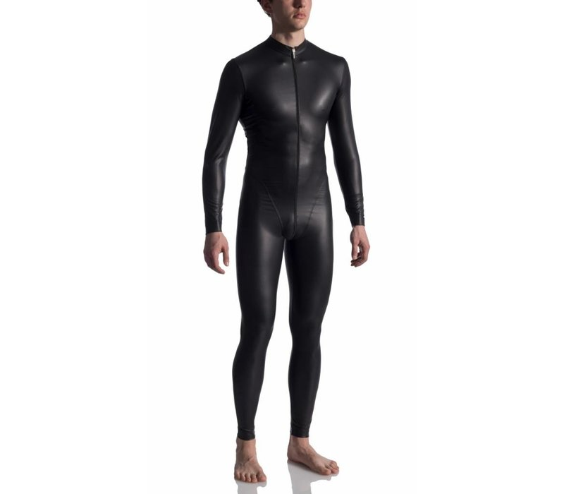 MANSTORE M510 Allover Suit Black