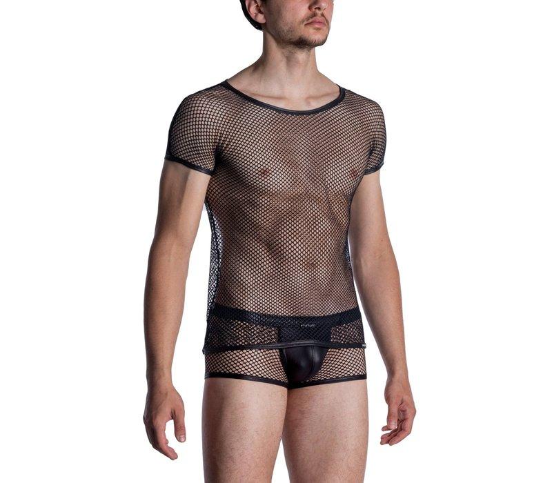 MANSTORE M964 Brando Shirt Black