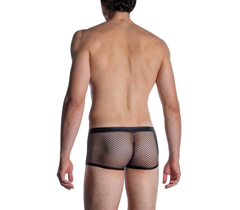 MANSTORE M964 Micro Pants Black