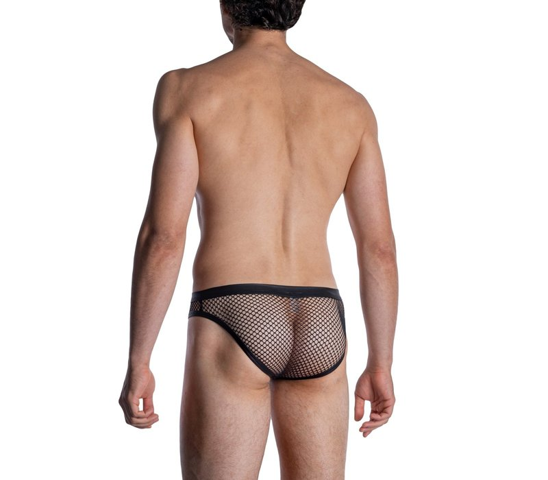 MANSTORE M964 Micro Brief Black