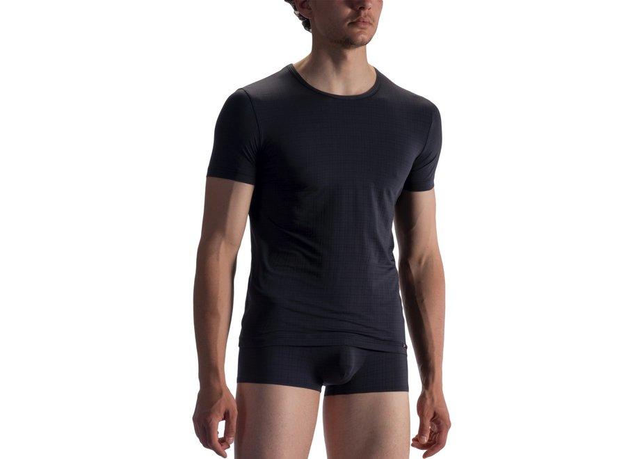 RED 1868 T-Shirt Black