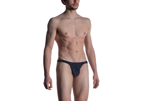 MANSTORE M2012 Beach Tower String Black