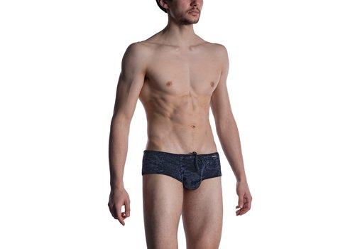 MANSTORE M2012 Beach Hot Pants Black