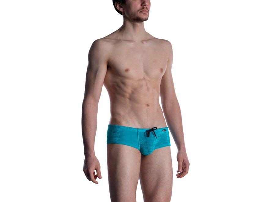 M2012 Beach Hot Pants Petrol