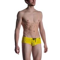 MANSTORE M2012 Beach Hot Pants Yellow