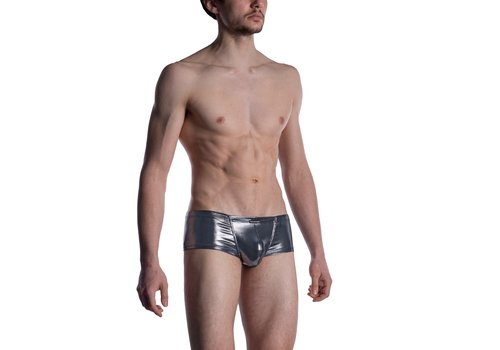 MANSTORE M2010 Hot Pants Silver