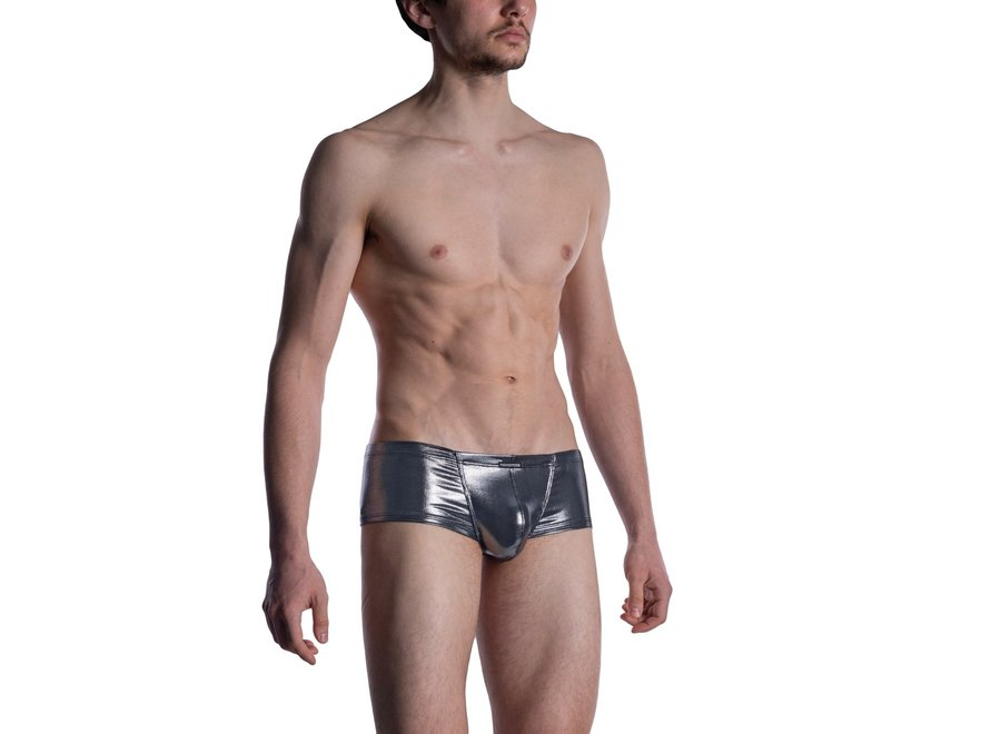 M2010 Hot Pants Silver