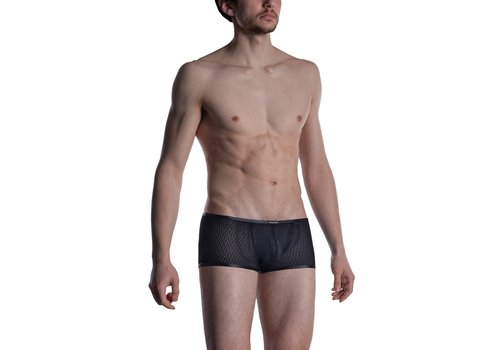 MANSTORE M2008 Opera Pants Black-Black