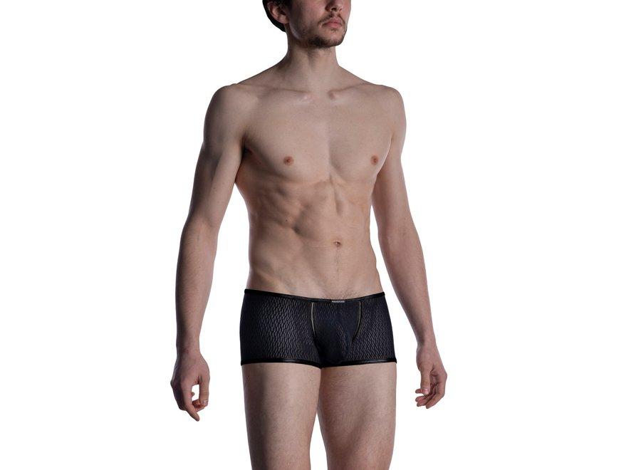 M2008 Bungee Pants Black-Black