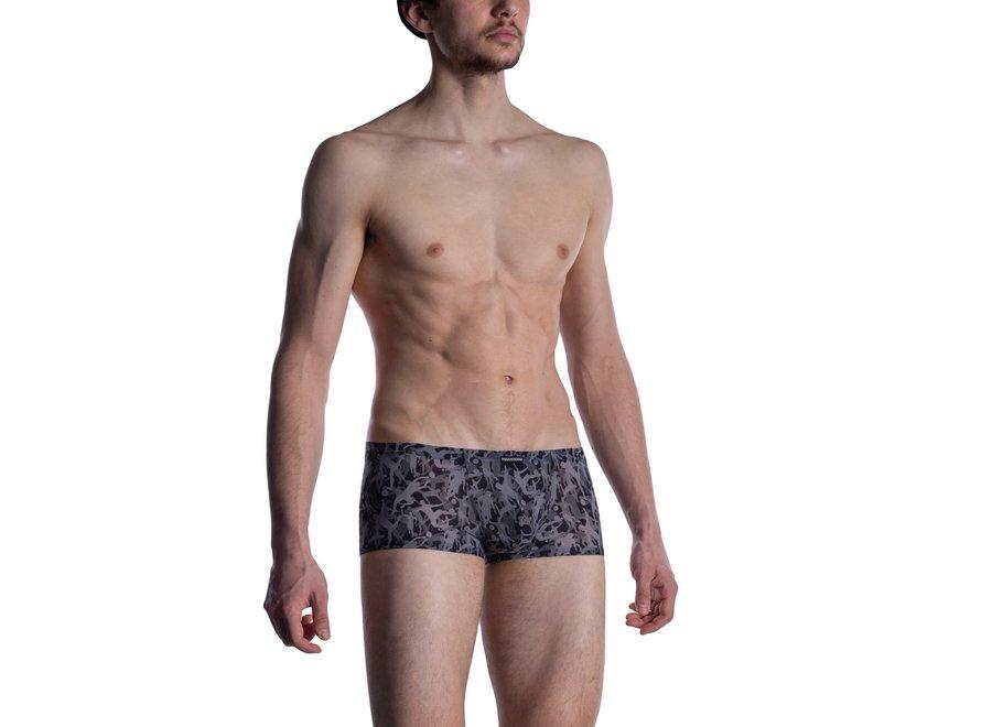 M2005 Micro Pants Grey-Black