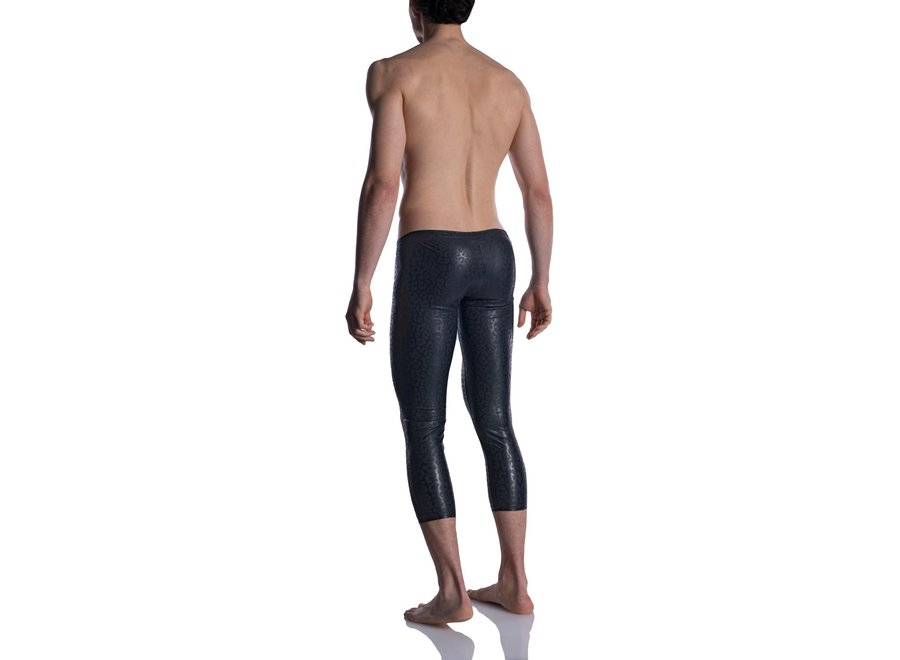 M2002 Tight Leggings Black