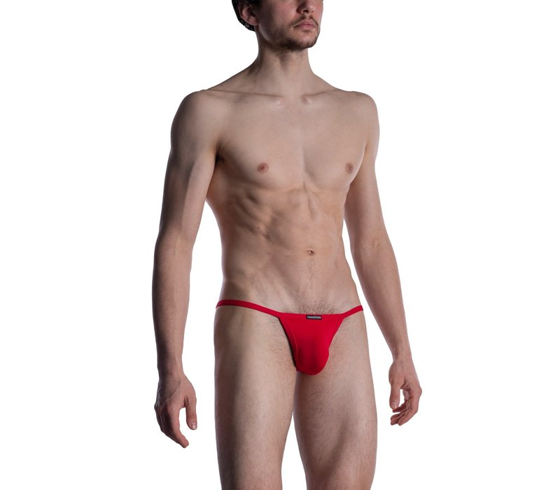 MANSTORE M800 Ultra Tanga Red