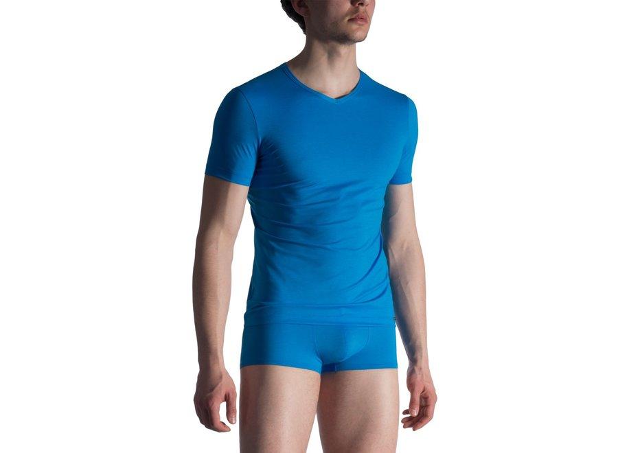 RED 1818 V-Neck (Reg) Blue