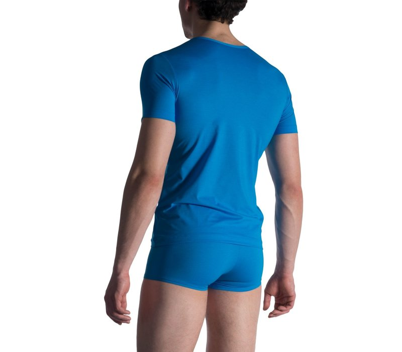 Olaf Benz RED 1818 V-Neck (Reg) Blue