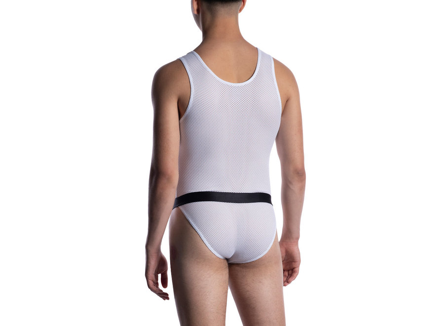 M2051 Tanga Body White