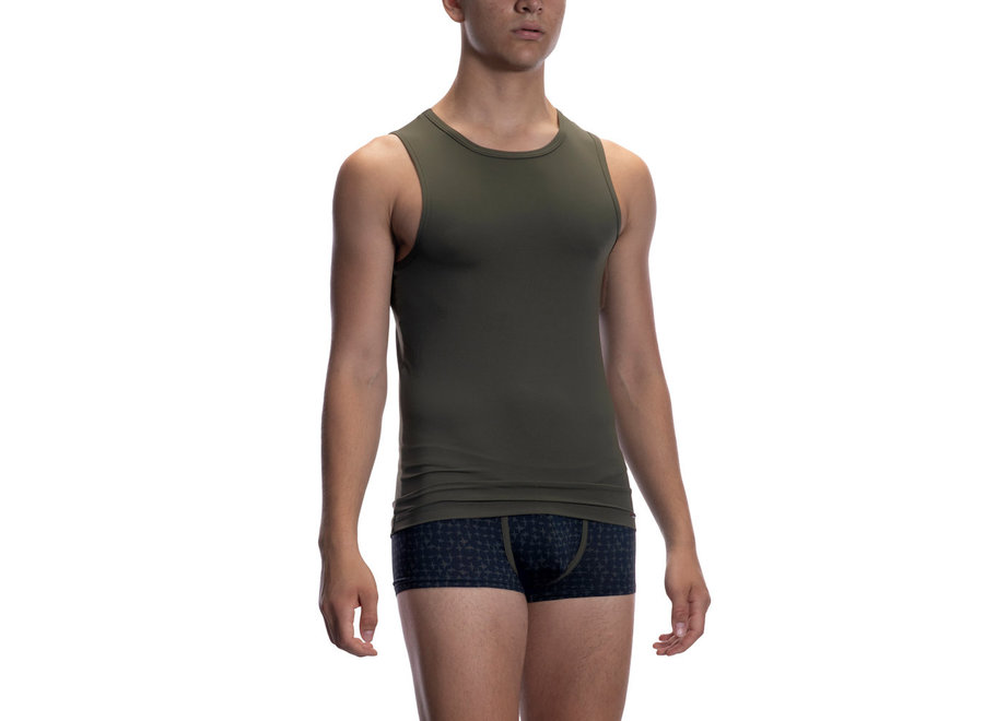 RED 2064 Tanktop Olive