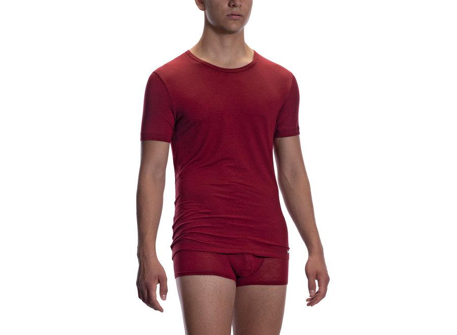 RED 2060 T-Shirt Bordeaux