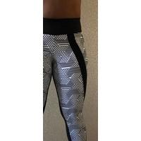 Pixel Black Legging XL