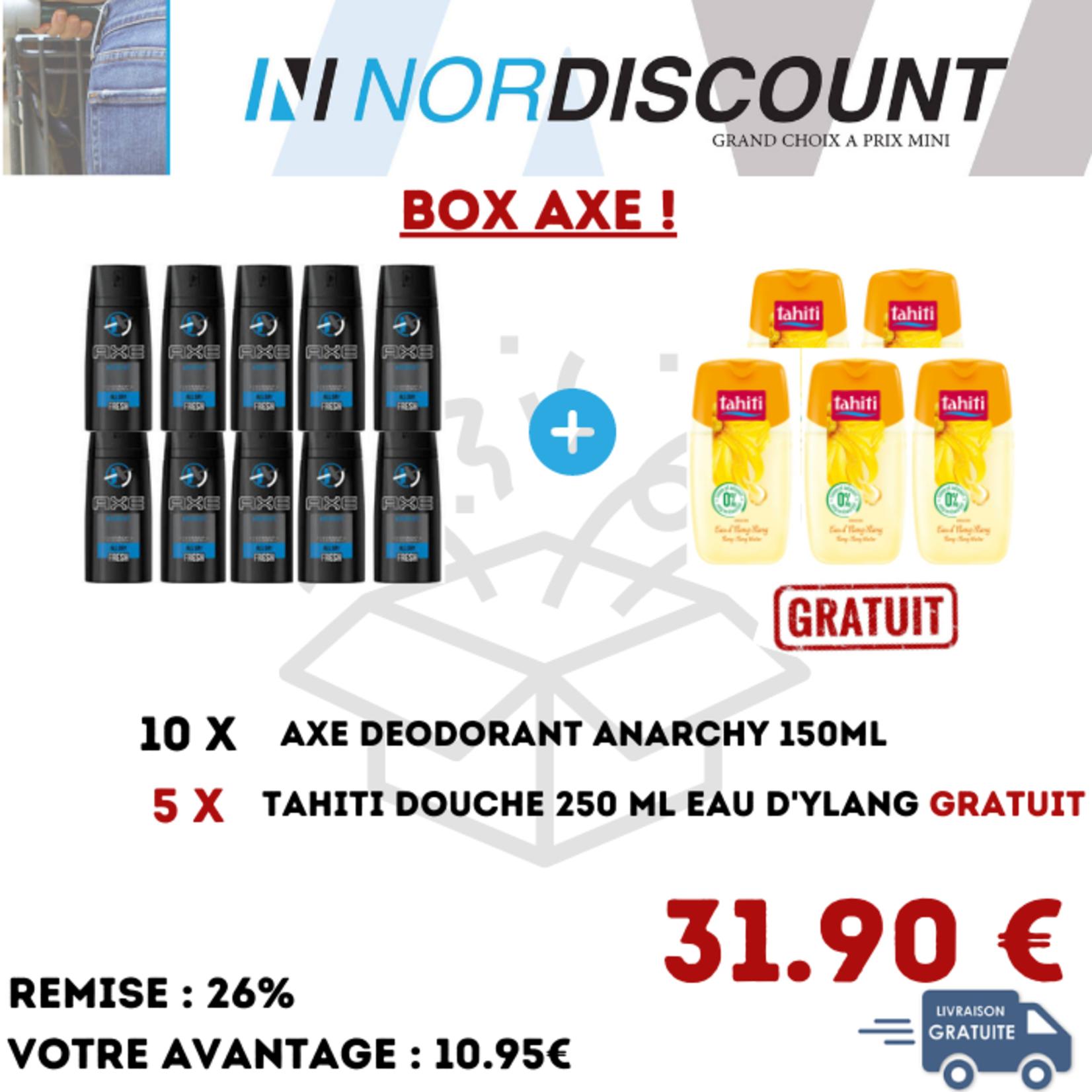 Axe Box 04 Axe