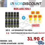 Axe Box 09 Axe You