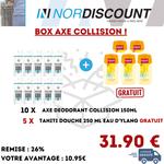 Axe Box 12 Axe Collision