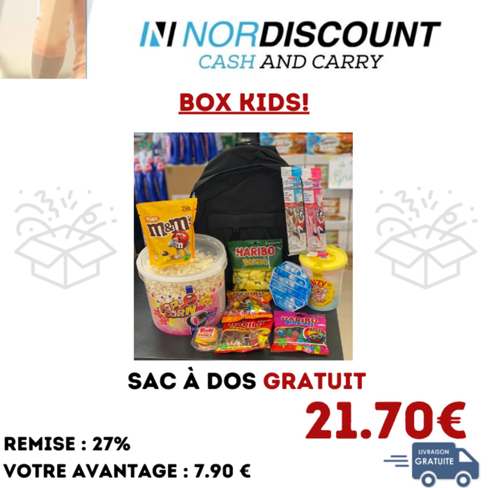 Box 18 Kids