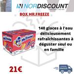 MR freeze BOX Mr Freeze 140pc