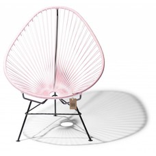 Acapulco chair pink pastel
