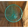 Condesa chair turquoise
