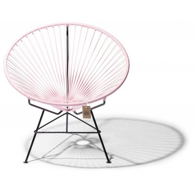 Condesa Chair in Pastel Pink