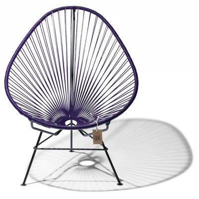 Acapulco Chair in Purple